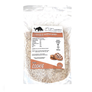 fiocco d avena baby cookie